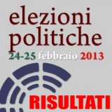 risultati politiche 2013