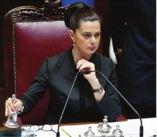 Boldrini for Lavorare in parlamento