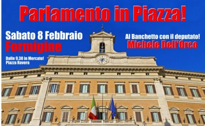 Parlamento in piazza idee in movimento for Parlamento diretta tv