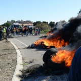 Parigi Renzi Lavoro sciopero